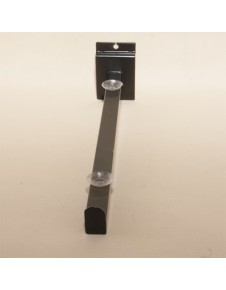 Straight Supports-shelf with retainer for Panel slats
