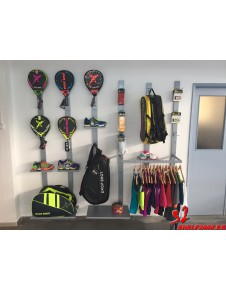 KIT EXPOSITOR COMPLEMENTOS PADEL