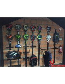 KIT EXPOSITOR PALAS PADEL TRIPLE
