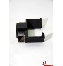 soporte palas padel para barra de fuerza