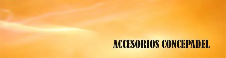 Accesorios para el equipamiento de tiendas de padel