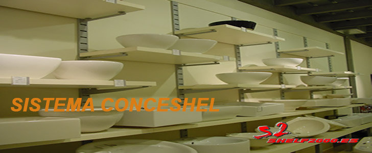 SISTEMA CONCESHELF